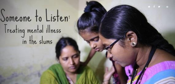 Someone to Listen